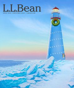 The cover of our 2015 Christmas Catalog features a wintry painting of Ohio's Marblehead Lighthouse by artist John N. Agnew, in recognition of the two new stores we opened in Ohio this month! See more of John's art: http://bit.ly/1MZkDS7  Request a catalog: http://bit.ly/eofWxA