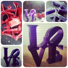 ResinLove #resina #resin #love #art #impresion3d #3dprinting #moldcasting #moldeperdido #pulido #brilliant #brillo #lustrado