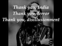Alanis Morissette - Thank You (lyrics) - YouTube
