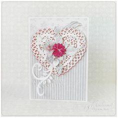 Handmade cards Happy Valentine's Day. creativenn.blogspot.com