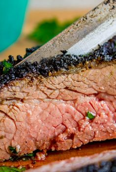 Grilled or Oven Roasted Tri-Tip For Christmas Dinner - Educacionparaelexito Tri Tip Steak Recipes, Roast Beef Recipes, Grilling Recipes, Cooking Recipes, Healthy Recipes, Smoker Recipes, Tri Tip Oven, Oven Roasted Tri Tip, Grilled Roast