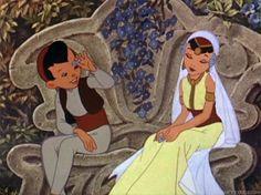 The Singing Princess 1949 Princess Zeila