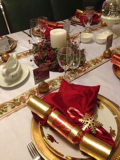 Red & Gold Xmas 2013