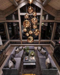 Home Decor, Interior Design Decor Interior Design, Interior Decorating, Swedish Design, Luxury Decor, Scandinavian Home, Luxury Living, Luxury Homes, Small Spaces, Architecture Design