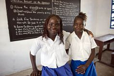 Girl Power in Liberia