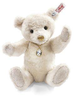 Diamond Teddy Bear, by Steiff