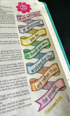 Bible Verse Art, Faith Bible, Bible Verses Quotes, Bible Scriptures, Bible Drawing, Bible Doodling, Bible Study Tips, Bible Study Journal, Bibel Journal