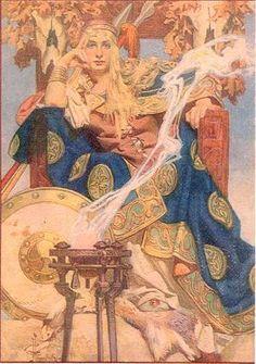 Lady Freya.