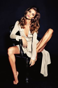 Alexi Lubomirski shoots Rosie Huntington-Whiteley for the November 2011 issue of Vogue Germany. Rosie is known for her runway success with Victoria's Secret,… Rosie Huntington Whiteley, Rosie Whiteley, Devon England, Anja Rubik, Plymouth, Victoria Secret, Lana Del Ray, How To Pose, Miranda Kerr