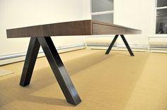 Custom Made Work tables by Oblik Stidio