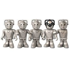 Doctor Who Character Building Cyberman Collector Set    http://www.entertainmentearth.com/prodinfo.asp?number=UT04067=LY-012045602
