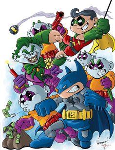 Batman Art Of Dan, Comic Art, Comic Books, Bowser, Batman, Cartoon, Manga, Comics, Anime