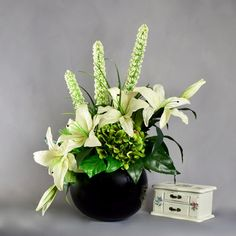Large selection of Artificial Flowers & Plants. Choose from a range of Artificial Flowers & Plants. Faux Flowers, Artificial Orchids, and Silk Flowers. Artificial Flowers And Plants, Artificial Flower Arrangements, Artificial Silk Flowers, Orchid Arrangements, Faux Flowers, Lily, Fishbowl, Casablanca, Beauty