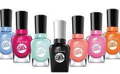 Find out if Sally Hansen's Miracle Gel nail polish is worth the hype.