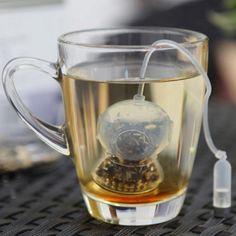 The Tea Diver!