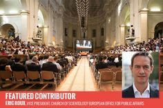 Panel on the Scientology Religion Held at the Inaugural Conference of the European Academy of Religions.