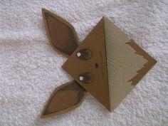 An Eevee bookmark.