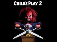 Child's Play 2 While Andy's mother is admitted to a psychiatric hospital, the young boy is placed in foster care, and Chucky, determined to claim Andy's soul, is not far behind. Child's Play Movie, 2 Movie, Movie Sequels, Scary Movies, Horror Movies, Horror Art, Top Movies, Chucky Movies, 1990 Movies