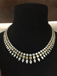 Trance Dubai launch at the Doha jewellery show , combination of yellow and white diamonds as rarely seen before at affordable prices