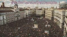 Una foto épica que te carga las pilas. #1AñoMarchaDelCambio