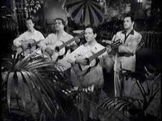 LOS PANCHOS (Julito Rodríguez) - CANTANDO NACE EL AMOR - 1953