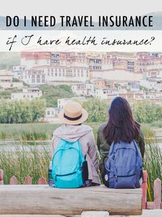 Travel Insurance vs Health Insurance: What's the Difference? Best information on why you should have travel insurance even if you have other insurance, tips for choosing which insurance to have, insurances for cruise or for international travel, and more travel tips.  Important information for solo travel, vacations with kids, and more! #travelinsurance #traveltips #familytravel #USAtravel #cruisetravel