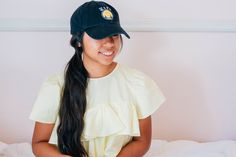 Golden State Warriors baseball cap -- 7 Must Have Accessories For Your Closet | Build a Better Closet #1