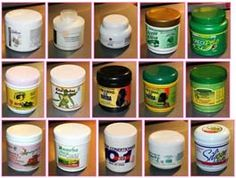 Dominican hair products: Click here for a visual index