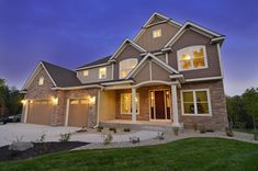Crowd-Pleasing Craftsman House Plan - 73338HS   2nd Floor Master Suite, Butler Walk-in Pantry, CAD Available, Craftsman, Den-Office-Library-Study, Exclusive, Jack & Jill Bath, Luxury, MBR Sitting Area, Media-Game-Home Theater, Northwest, PDF, Photo Gallery, Premium Collection, Traditional   Architectural Designs