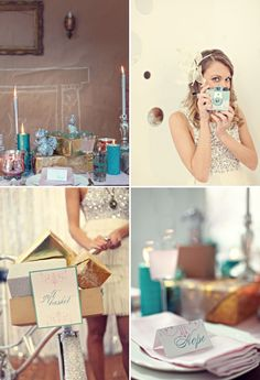 Kate Spade-inspired Photo Shoot from Styled Creative and Alison Conklin | Style Me Pretty
