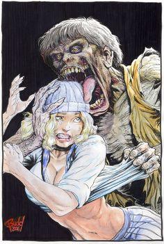 Zombie, Budd Root