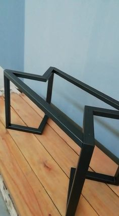 Made of sturdy material Steel , modern designed metal table legs by Balasagun Welded Furniture, Iron Furniture, Steel Furniture, Table Furniture, Furniture Design, Plywood Furniture, Diy Table Legs, Wood Table Legs, Metal Dining Table