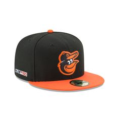 072f71d04137c BALTIMORE ORIOLES 150TH ANNIVERSARY 59FIFTY FITTED Baltimore Orioles