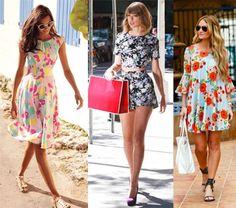 15 vestidos para aproveitar as cores da primavera