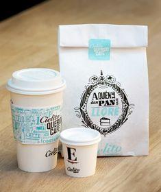 .Packaging de cielito querido café los amo y los extraño