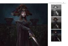 Helios - Sirrya by Gilles Ketting on ArtStation.