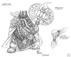 2b.jpg - Warhammer Dwarf Concept Artwork - Gallery - Bugmans Brewery - The Home for all Warhammer Dwarf Fans
