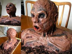 The cake surely to ruin any party