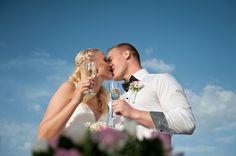 Ślub na plaży na Krecie / Beach wedding in Crete, Greece