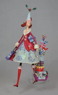 BoHoHo Babe & Sleigh - The Paper D'Art Shop