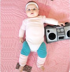 11 DIY Baby Halloween Costumes That Start With a Onesie