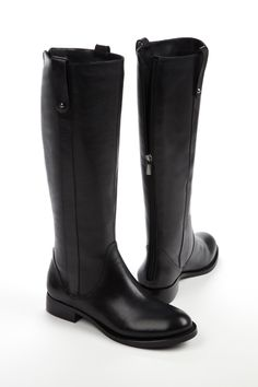 It's Boot Season and black is our chic trending color for Fall.