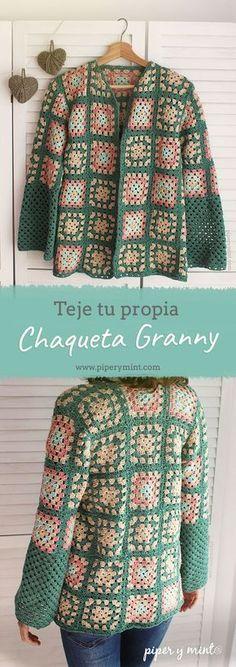 Beginning Crochet Crochet Mandala - Tutorial ❥ // hf the beginning of the gift of amanda Crochet Motifs, Crochet Blocks, Crochet Mandala, Crochet Squares, Crochet Granny, Crochet Patterns, Granny Squares, Crochet Coat, Crochet Cardigan Pattern
