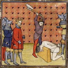 The Chroniques de France ou de St Denis