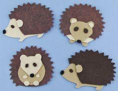 Four Little Hedgehogs | Flannel Board Fun