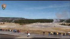 Yellowstone Volcano 9-26 Steam Black As Coal Fire Earthquake Swarm