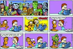 garfield comic strips | Garfield comics