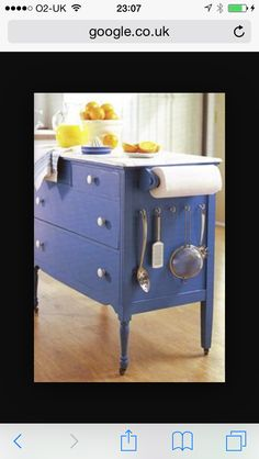 Make a rolling kitchen cart from an old filing cabinet rolling with a fresh coat of paint a few new accessories and a proper top it makes a perfect budget friendly kitchen island workwithnaturefo