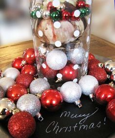 For Christmas,  try growing an #amaryllis #flower bulb in a glass vase and instead of using rocks - use holiday ornaments.  (scheduled via http://www.tailwindapp.com?utm_source=pinterest&utm_medium=twpin&utm_content=post26010996&utm_campaign=scheduler_attribution)