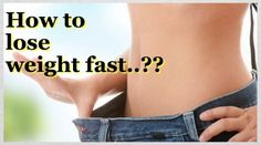 How to Lose Weight Effectively | Weight Loss Is Very Important For Health :http://weightlossfastpro.com/lose-weight-effectively/